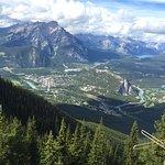 Photo de Banff Gondola