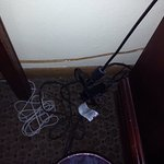 Poor electrical outlets