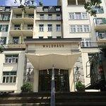 Hotel Waldhaus Foto