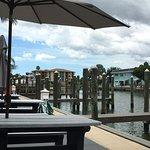 Photo de The Bayside Inn & Marina
