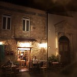 Lovely evening in Amnatos for a drink or a meal