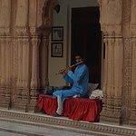 flautista durante las mañanas. Me encanto!!!!
