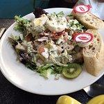 Cobb Salad, very good!