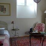 2ème chambre de la suite Saint Croix du Mont