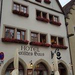 Hotel Gotisches Haus Foto