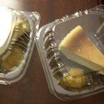 Tea, desserts, & fingerling potatoes  plus photos of the place