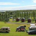 Foto de Tjaldstæðið Kirkjubaer II Camping Site and Cottages