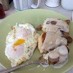 Great breakfasts.