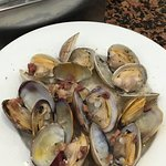 Baby clams - unbelievable!