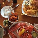 Nantucket Lobster Trap Foto