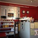 Sempre Italian Market and Coffee Shop