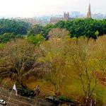 fabulous Hyde park view