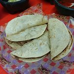 Los mejores tacos en Saltillo