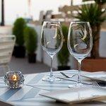 Your romantic dinner