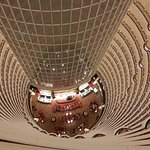 The magnificent Grand Hyatt in Jin Mao Tower, Pudong, Shanghai