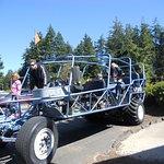 Oregon Dunes - Buggy Bus