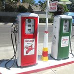 Reiffs Gas Station Museum, Woodland, CA