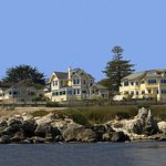 Seven Gables Inn On Monterey Bay