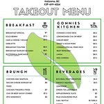 SUMMER16 TAKEOUT MENU