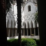 Cloisters in Arabic style