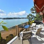 view from beachview apartment