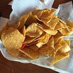 Basket of chips