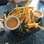 Pomme Frites, we all liked this!