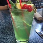 Mint Julep, sweet but my son really liked!
