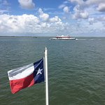 Galveston - Port Bolivar Ferry Foto