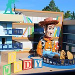Toys Story Room Section