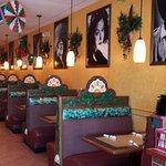 Restaurant West Wall