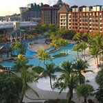Foto de Resorts World Sentosa - Hard Rock Hotel Singapore