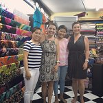 A very happy return customer of Bi Bo Clothes Shop! These ladies are exceptional