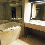 Petit Suite Bathroom #1