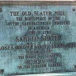 Slater Mill Museum