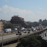 The BQE: Double windows kept noise to a relaxing minimum