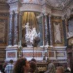 """Bernini's """"St Teresa of Avila in Ecstasy"""""""