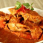 Momma Kong's Signature Red Chilli Crab