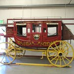 Stage Coach, California Agricultural History Center Museum, Woodland, CA
