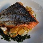 Photo de Brix & Mortar Restaurant