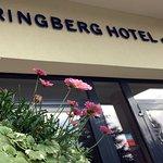 Haupteingang Ringberg Hotel