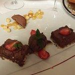 feuillantine au chocolat