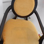 Stains on the chairs