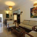 2 Bedroom Flat Living Area