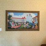 Hong Kong Disneyland Hotel Foto