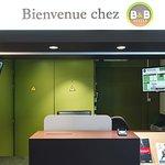 B&B Hôtel Bordeaux Sud Villenave d'Ornon