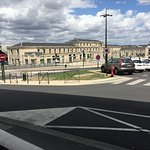 vue hotel gare Angouleme
