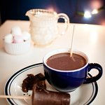 Hot Chocolate from The Chocolate Cellar