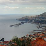 Vieuw over Funchal