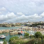 Incredible scenery all around Newquay, over 8 different beaches to explore!